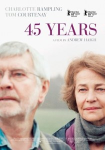 45 Years, Andrew Haigh