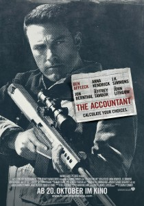 The Accountant, Gavin O'Connor