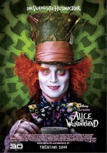 Alice in Wonderland, Tim Burton