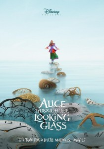 Alice Through the Looking Glass, James Bobin