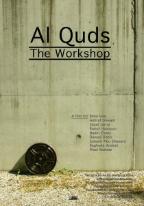 Al Quds: The Workshop, Raff Fluri