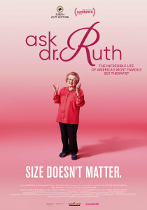 Ask Dr. Ruth, Ryan White