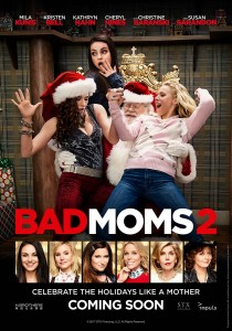 Bad Moms 2, Jon Lucas Scott Moore
