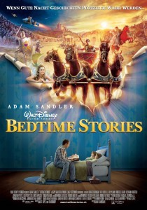 Bedtime Stories, Adam Shankman