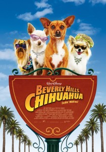 Beverly Hills Chihuahua, Raja Gosnell