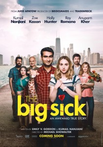 The Big Sick, Michael Showalter