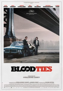 Blood Ties, Guillaume Canet