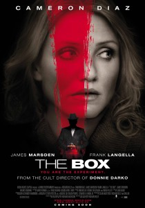 The Box, Richard Kelly