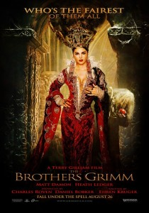 The Brothers Grimm, Terry Gilliam