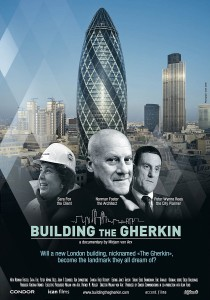 Building the Gherkin, Mirjam von Arx