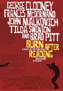 Burn after Reading, Ethan Coen Joel Coen