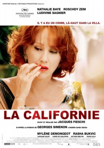 La Californie, Jacques Fieschi