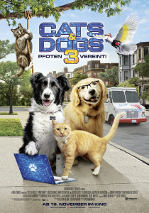 Cats & Dogs 3: Paws Unite!, Sean McNamara