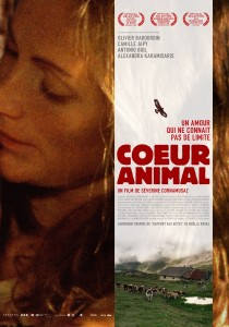 Coeur animal, Séverine Cornamusaz