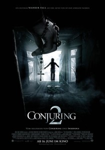 The Conjuring 2: The Enfield Poltergeist, James Wan
