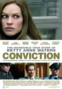 Conviction, Tony Goldwyn