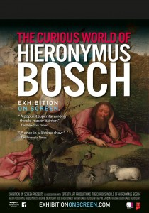 The Curious World of Hieronymus Bosch, David Bickerstaff