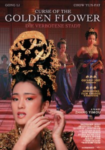 Curse of the Golden Flower, Yimou Zhang