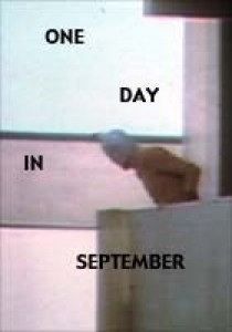 One Day in September, Kevin Macdonald