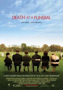 Death at a Funeral, Frank Oz