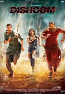 Dishoom, Rohit Dhawan