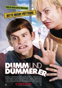 Dumm & Dümmerer: When Harry met Lloyd, Troy Miller