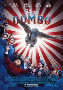 Dumbo, Tim Burton