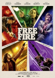 Free Fire, Ben Wheatley
