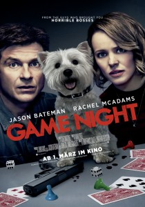 Game Night, John Francis Daley Jonathan Goldstein