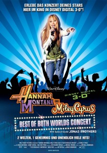 Hannah Montana & Miley Cyrus: Best of Both Worlds Concert Tour, Bruce Hendricks