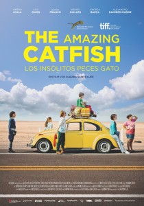 The Amazing Catfish, Claudia Sainte-Luce