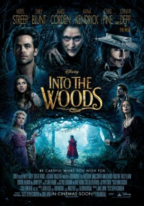 Into the Woods, Rob Marshall