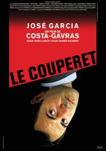 Le couperet, Costa-Gavras
