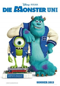 Monsters University, Dan Scanlon