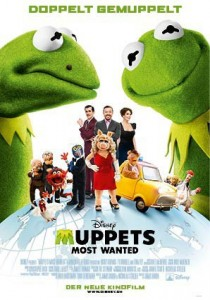 Muppets Most Wanted, James Bobin