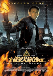 National Treasure: Book of Secrets, Jon Turteltaub