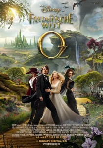Oz: The Great and Powerful, Sam Raimi