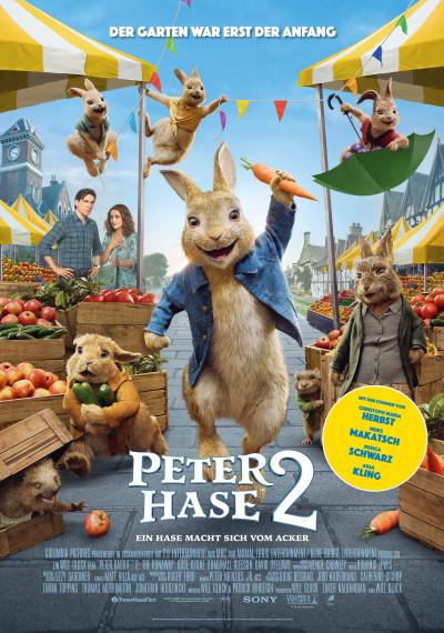 Plakat: PETER HASE 2