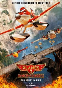 Planes: Fire and Rescue, Roberts Gannaway