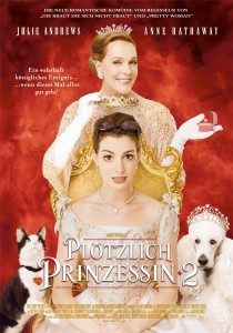 The Princess Diaries 2: Royal Engagement, Garry Marshall