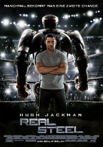 Real Steel, Shawn Levy