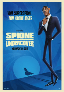 Spies in Disguise, Nick Bruno Troy Quane
