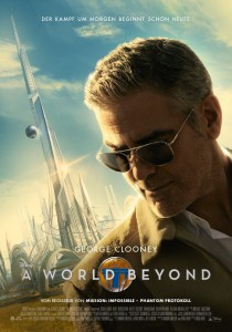 Tomorrowland, Brad Bird