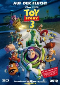 Toy Story 3, Lee Unkrich
