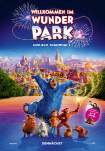 Wonder Park, Dylan Brown Carlos Baena