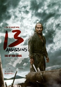 13 Assassins, Takashi Miike