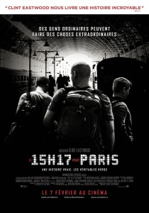 The 15:17 to Paris, Clint Eastwood