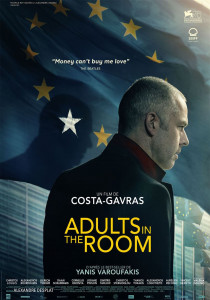 Adults in the Room, Costa-Gavras