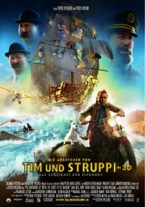 The Adventures of Tintin, Steven Spielberg