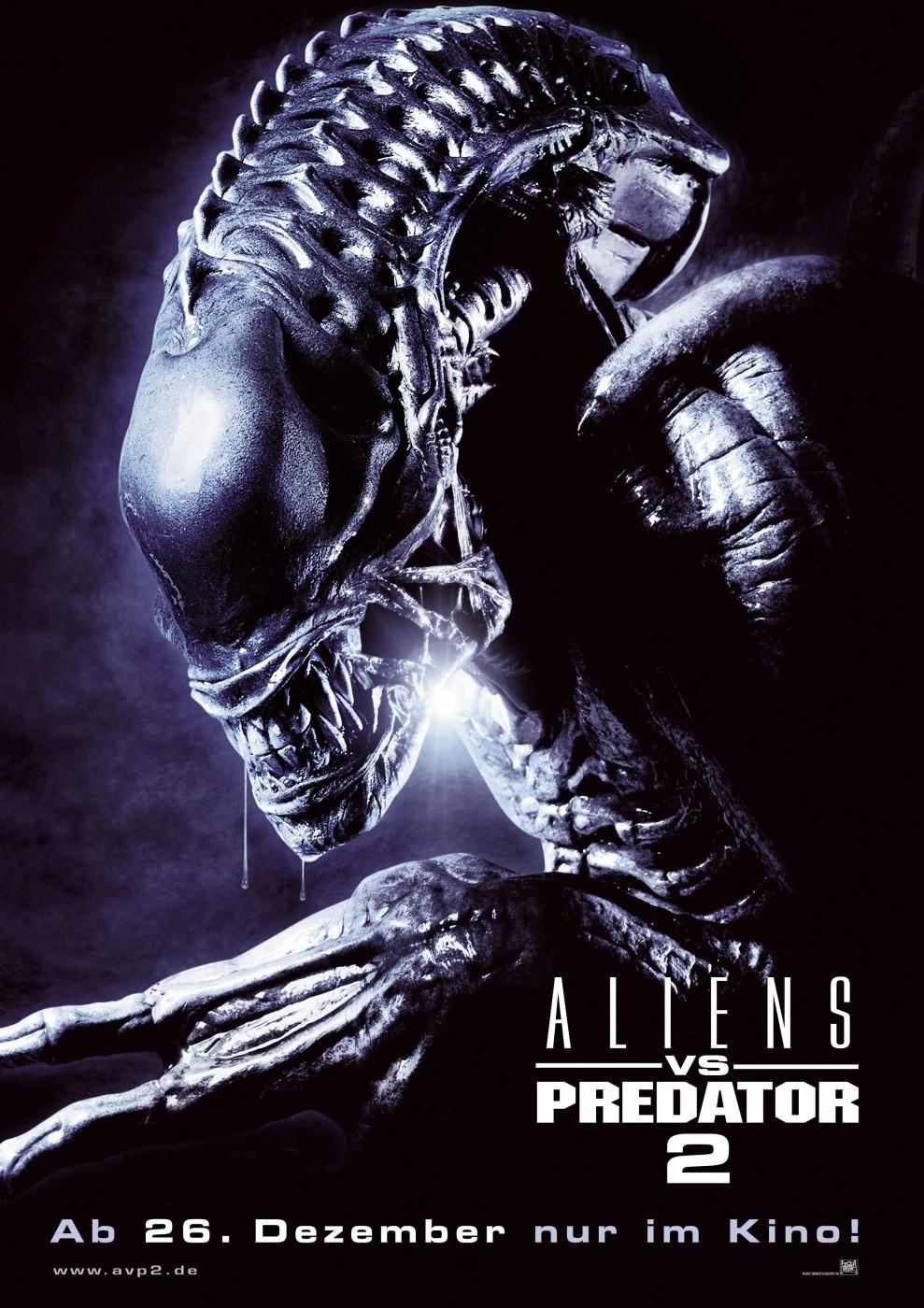 Offizielle Bilder Artw1 Aliens Vs Predator Requiem Alle